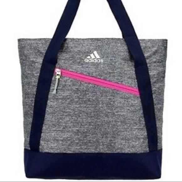 adidas Handbags - adidas squad iii tote duffel gym bag